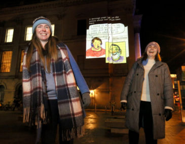 Winter Lights 2020:  Warming Hearts and Brightening The City This Christmas